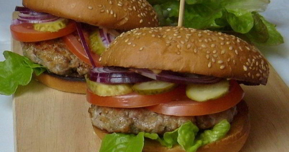 несколько лет гамбургер в домашних условиях рецепт фото пошагово для лечения